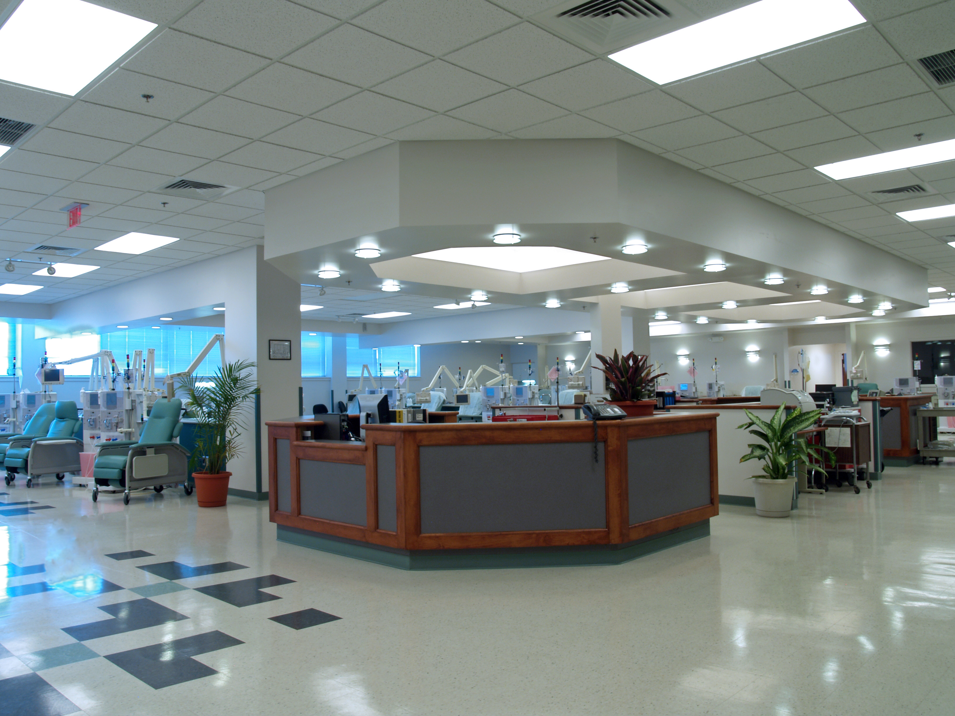Medical equipment hospital equipment hospital medical equipment - Dialysis Center On The Level With Gardner Fox