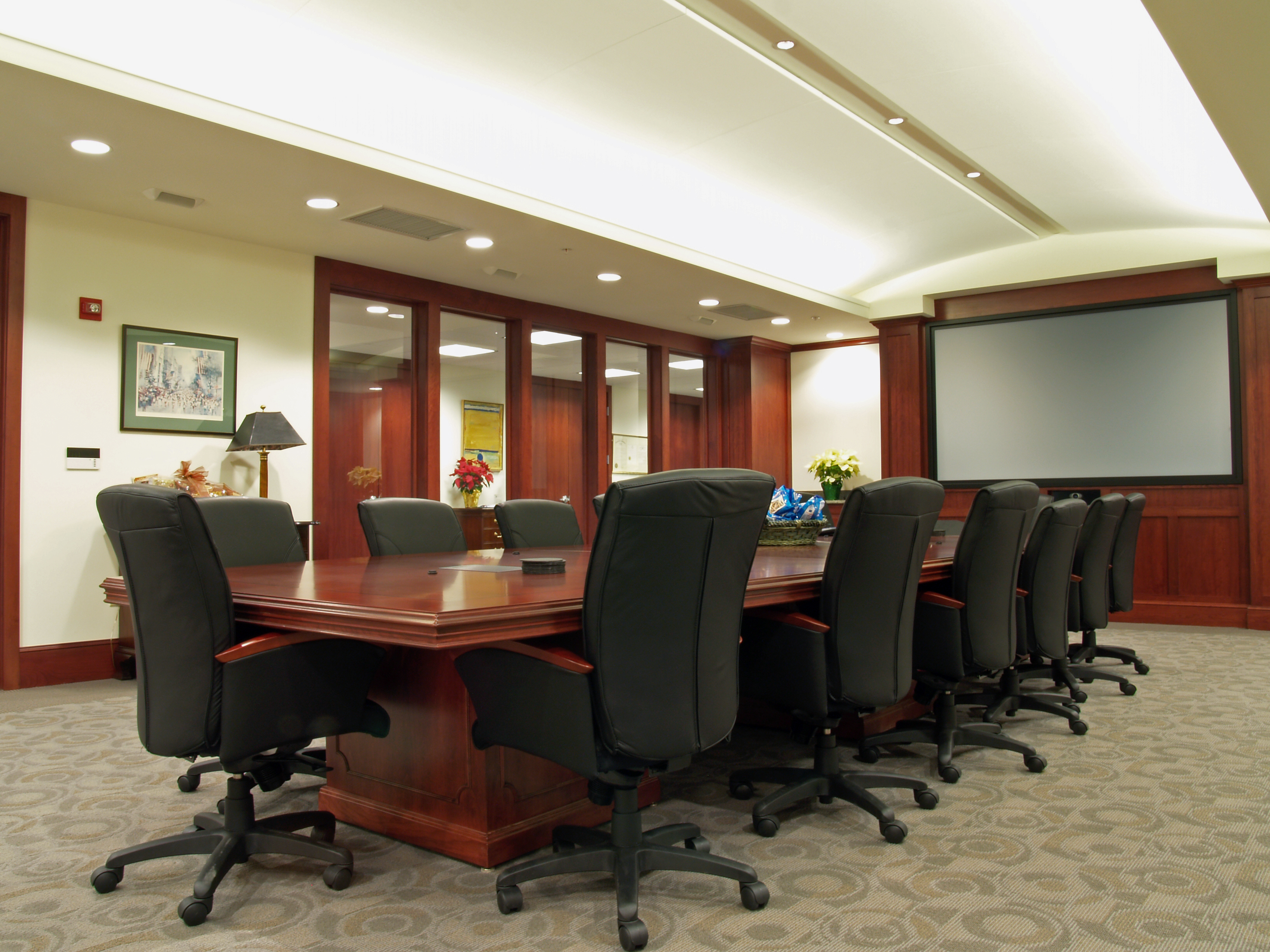 Corporate office fit out on the level with gardner fox for Design corporate office