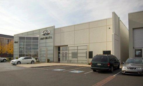 auto dealership renovation philadelphia pa