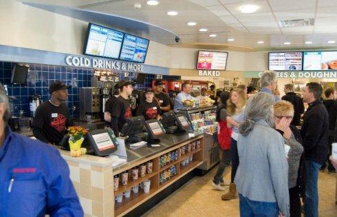 Retail Restaurant Fit Out Philadelphia, PA