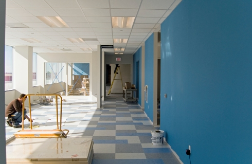 Science Center Lab FitOut Construction Philadelphia