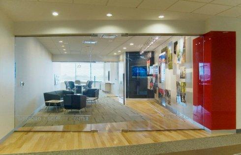 Corporate Office FitOut in Philadelphia, PA