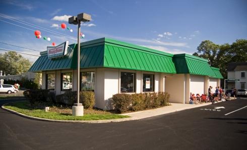 Krispy Kreme Restaurant Construction Philadelphiaa