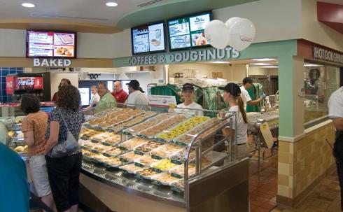 Krispy Kreme Restaurant Fit-Out Philadelphia