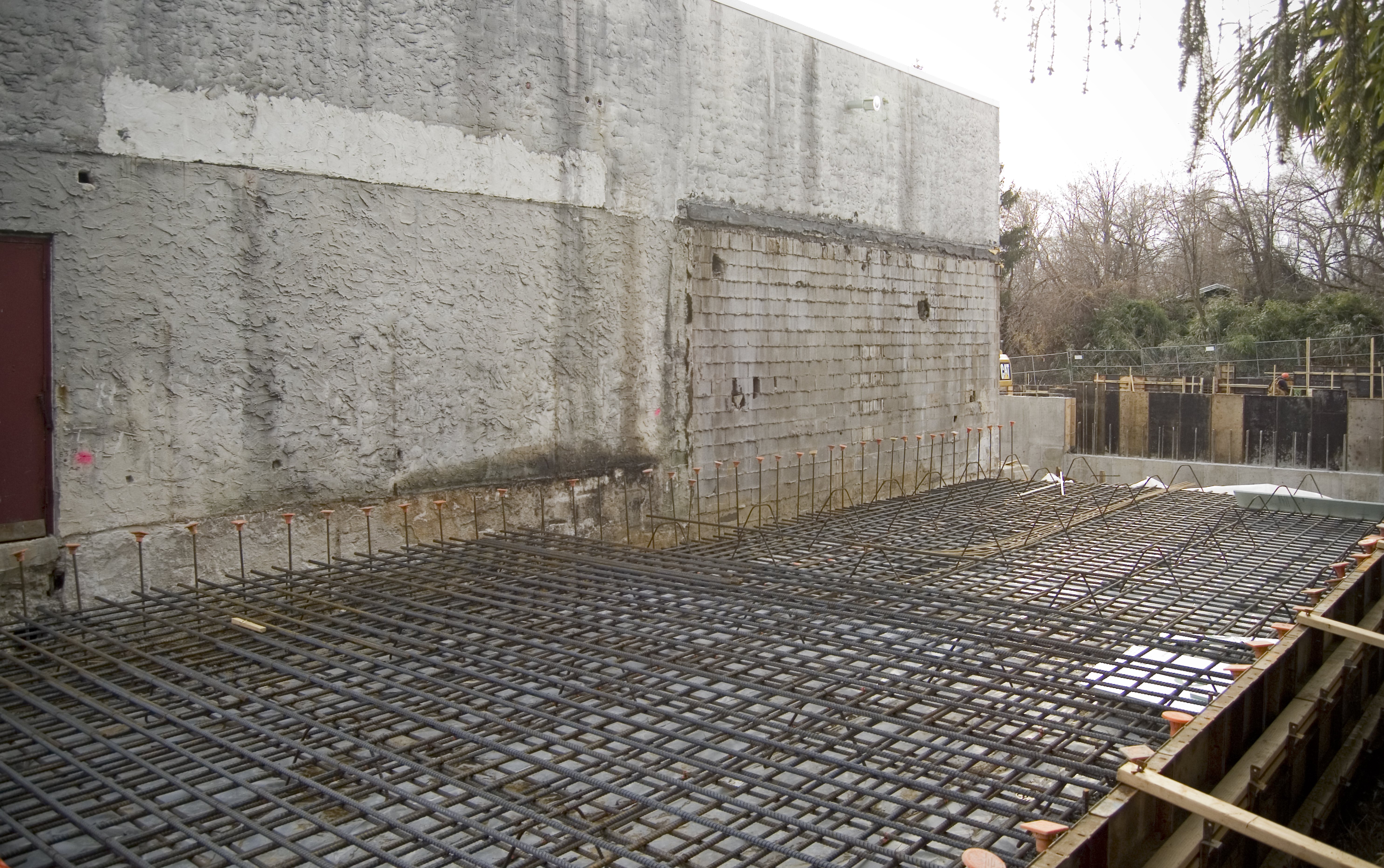 concrete slab | On The Level with Gardner/Fox