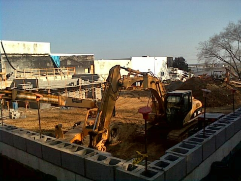 Warehouse Expansion Folcroft PA