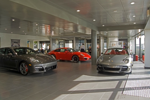Dealership Renovation in Conshohocken, PA