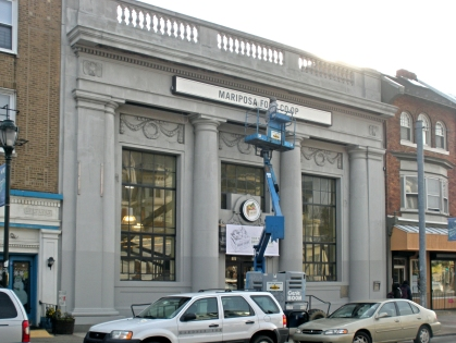 Historic Renovation for Mariposa Food Coop in Philadelphia
