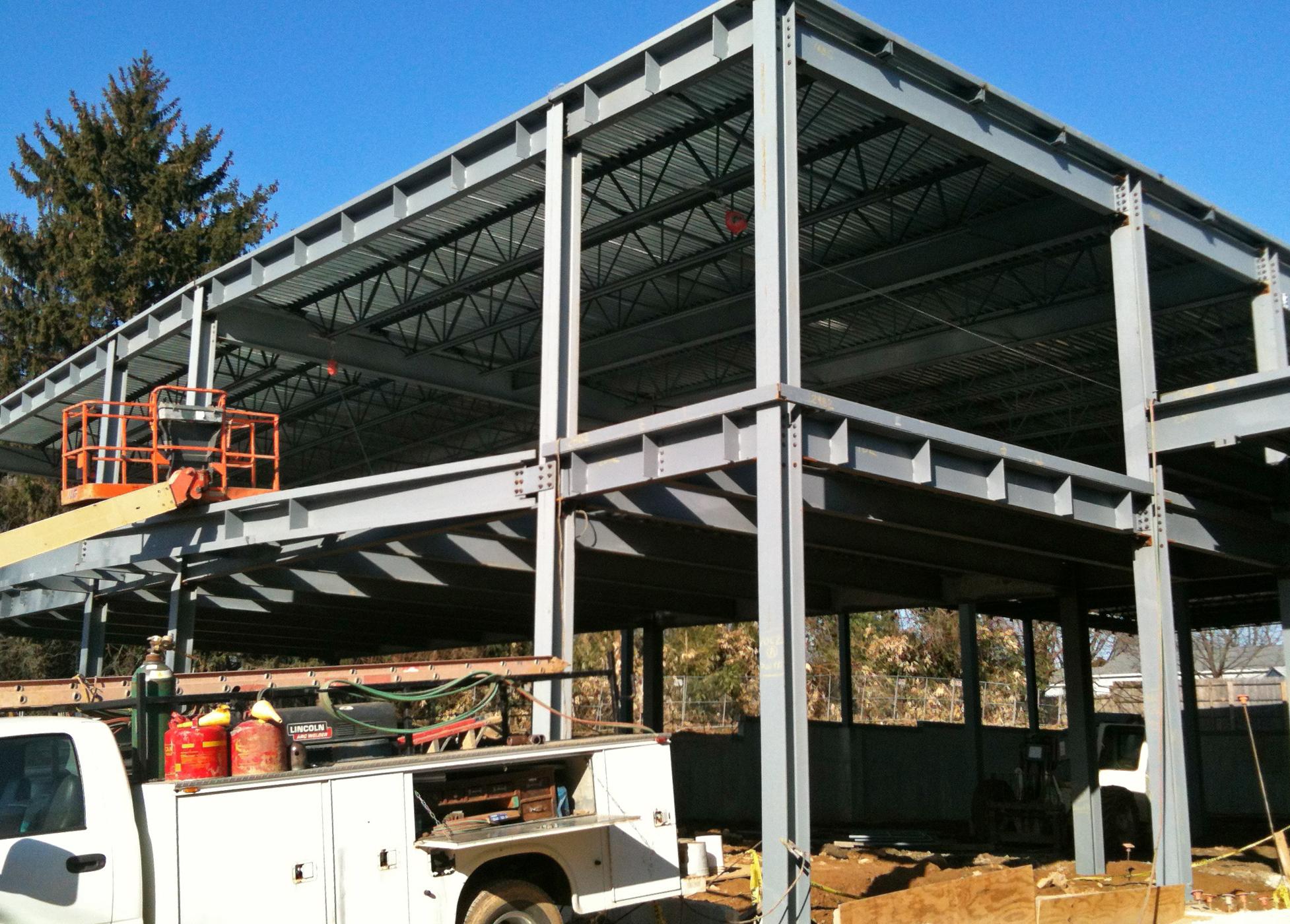 Warehouse Facility Construction Phladelphia PA