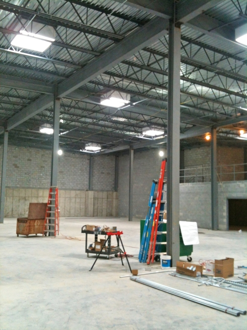 Warehouse Expansion Philadelphia PA
