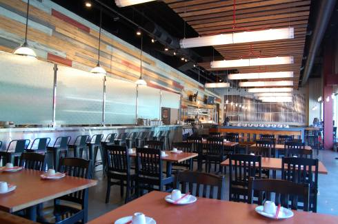 Han Dynasty Restaurant Renovation Fitout Philadelphia